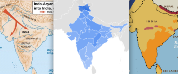 How Geography Explains the Linguistic Complexity of South Asian Cinema